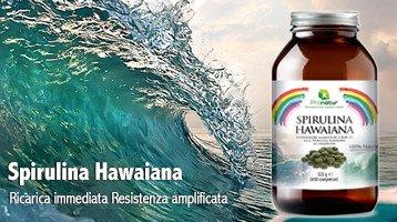 Spirulina Hawaiana